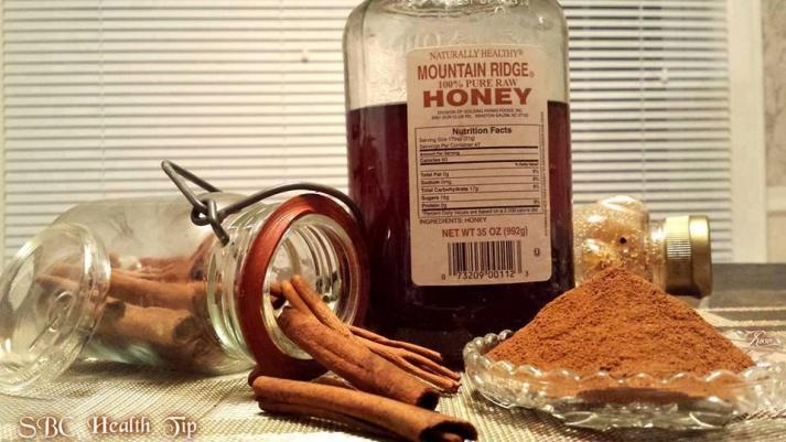 Health Benefits of Cinnamon & Honey